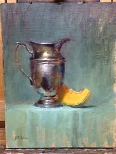 Elizabeth Robbins Pruitt - Still Life Artist and Portrait Painter Still Life Artists, Still Life Fruit, Still Life Oil Painting, Southwest Art, Paintings I Love, Artist Life, Magazine Art, Art Oil, Painting Inspiration