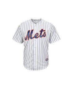 Majestic Men's Matt Harvey New York Mets Replica Jersey - White XXL