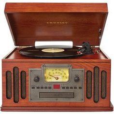 Crosley Radio Musician Entertainment Center (pack of 1 Ea)