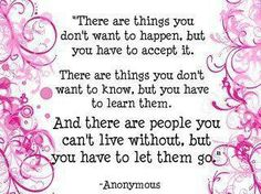 There are.....