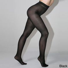 American Apparel Women's Opaque Pantyhose