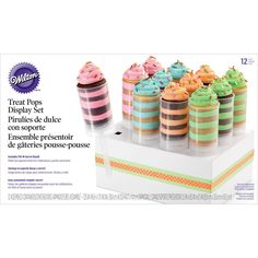 Treat Pops With Stand Kit-