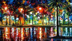 """""""Fiesta"""" New Oil by *Leonidafremov on deviantART"""