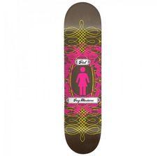 Girl Mariano Centurion Pink 8.125