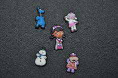 Jewelry & Watches Jibbitz Clog Shoe Charm Plug Button Jewelry Accessories Wristband 6 Donald Duck Modern Techniques