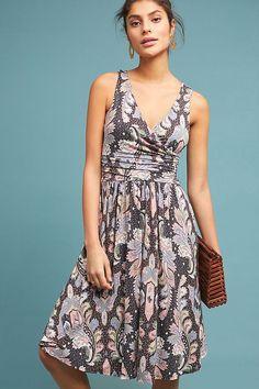 721c5253f2b7 Slide View: 1: Leslie Midi Dress Anthropologie Clothing, Boutique Shop,  Boho Outfits
