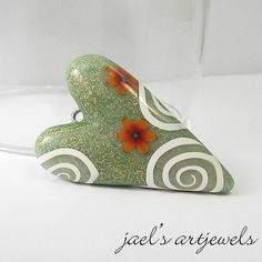 Tangerine sparkles, new photo | von jaelsjewels