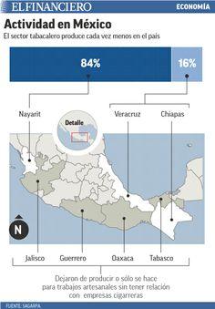 Industria de tabaco en México está en crisis (2). 11/04/2014