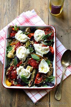 Vegetable Recipes, Meat Recipes, Salad Recipes, Vegetarian Recipes, Cooking Recipes, Healthy Recipes, Ketogenic Recipes, Healthy Cooking, Summer Recipes