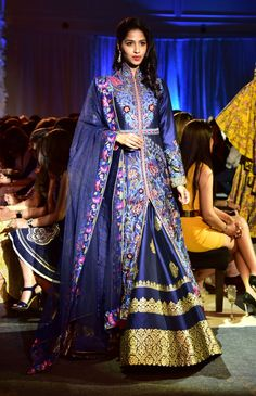declaring amarprem for the alluring, elegant and timeless anarkali Bd Fashion, Couture Fashion, Indian Fashion Designers, Textiles, Bollywood Fashion, Designer Wear, Anarkali, Wedding Styles, Elegant