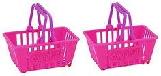 Shopkins Season 2 Pink Shopping Basket - Set of 2 >>> Read more reviews of the product by visiting the link on the image.