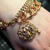 Rannekoru Leijona 3ketjua Gold   Some&More Store
