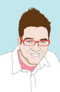 adobe illustrator portrait tutorials : your fav teacher or admin