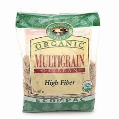 I'm learning all about Nature's Path Organic Multi-Grain Cereal at @Influenster!