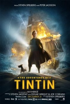 The Adventures of Tintin - Great ideas to do along with watching the movie.