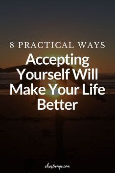 We live in a culture that encourages us to be different than we really are. We are told that we need to be thinner, richer, and smarter.  Learn the benefits of self acceptance, especially the real, tangible, and practical ways it can make your life better so you can be the person you were meant to be. #selflove #selfacceptance #beyourself #goals #achieveyourgoals #believeinyourself #acceptyourself How To Accept Yourself, Improve Yourself, Authentic Self, Self Acceptance, Love Tips, Self Love Quotes, Achieve Your Goals, Learning To Be, Change Me