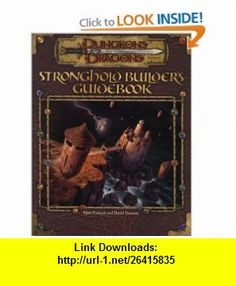 Stronghold Builders Guidebook (Dungeons  Dragons d20 3.0 Fantasy Roleplaying) (9780786926558) Matt Forbeck, David Noonan , ISBN-10: 0786926554  , ISBN-13: 978-0786926558 ,  , tutorials , pdf , ebook , torrent , downloads , rapidshare , filesonic , hotfile , megaupload , fileserve