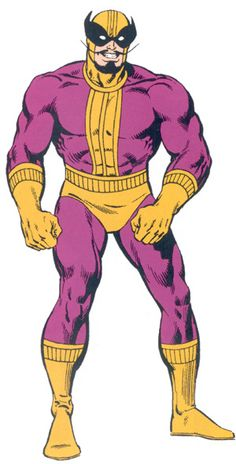 Batroc, The Leaper