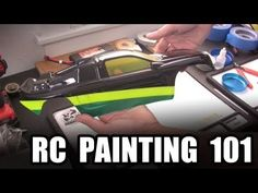 RC Painting 101