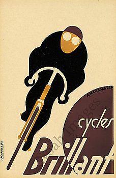 Vintage Cycling Poster, ovvero scoprendo #pinterest