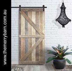 Barn Door...Major crush... Need to get this door in my house!
