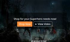 Superhero Stuff which has Superheroes in Marvel Avengers and DC Comic. Product includes clothings, toys and etc.
