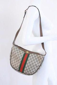 bf4c484934f Vintage 80 s Gucci Supreme Bag at Rice and Beans Vintage Supreme Bag