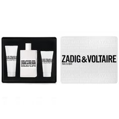 HOT ARRIVAL: Zadig & Voltaire ... http://www.kamsbeautybox.com/products/zadig-voltaire-this-is-her-gift-set-100ml-edt-75ml-body-lotion-50ml-shower-gel?utm_campaign=social_autopilot&utm_source=pin&utm_medium=pin