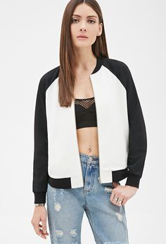 Quilted Bomber Jacket - Jackets & Coats - 2000119001 - Forever 21 UK