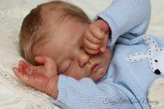 Reborn Prototype 1 Baby Doll Levi par Heike Kolpin Conny Burke | eBay