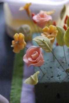 Daisies & Primroses Tutorial