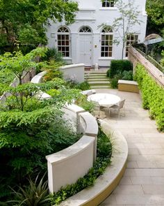 Andy sturgeon just became my favourite contemporary landscape  designer.... elegant modern and curiously sensual. I think it works as the spaces that are created pride the architectural qualities of each individual plant, flower or tree. The top class website and photography.... world class