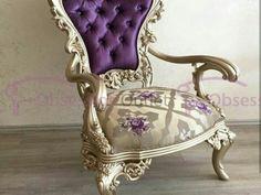 Purple Furniture, Royal Furniture, Victorian Furniture, Art Deco Furniture, Funky Furniture, Classic Furniture, Unique Furniture, Luxury Furniture, Painted Furniture