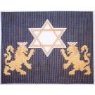 Lions of Judah - Rittenhouse Needlepoint has a great selection