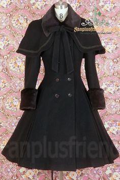 beautiful steampunk coat