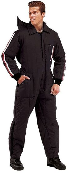 Mens Snowsuit Ski & Rescue Insulated Snow Suit Sizes Rothco 7022
