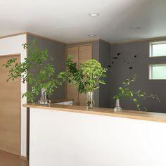 お家のなかで新緑を楽しむ♪ドウダンツツジの枝を自宅に飾ろう