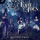Rhapsodies in Black by Exit Eden (Germany) (CD, Napalm Records) for sale online Ll Cool J, Black Queen, A Question Of Time, Jean Ferrat, Metal Songs, Eclipse Of The Heart, Records For Sale, Women Of Rock, Music