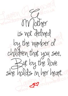 New to SerendipityCreate on Etsy: Mother's Day A4 Printable for those who have lost a child. Baby loss miscarriage. Proceeds to charity. (2.00 GBP)