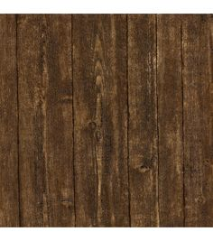 Ardennes Brown Wood Panel WallpaperArdennes Brown Wood Panel Wallpaper.  Joann's $56