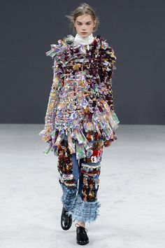 #SuzyCouture: Gaultier Goes Green, Viktor & Rolf Recycle