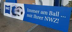 Sportplatz Werbebanden inkl. 4c Druck für nur 99,90 € (netto). HIER Werbebanden bestellen: http://www.allesdrucker.de/produkt/werbebande.html