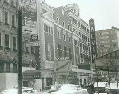 Broadway marquee Company Alvin Theatre Sondheim