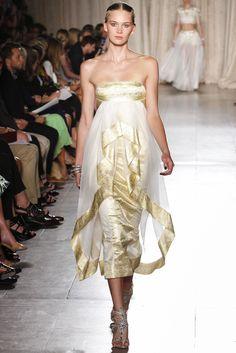 Marchesa Spring 2013 Ready-to-Wear Fashion Show - Nele Kenzler