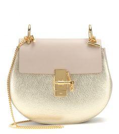 Chloé Drew leather shoulder bag, SS15 edition - LaiaMagazine