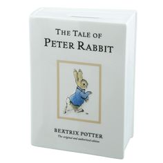 A28347 The Tale of Peter Rabbit Money Bank