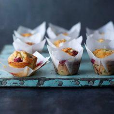 Smoked salmon, pea and Parmesan mini frittatas - Sainsbury's Magazine