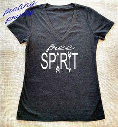 Free spirit  https://www.etsy.com/listing/216371109/sale-free-spirit-shirt-gypsy-shirt-free