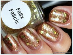 Boombastic Nails: Lac Attack Magical Musings Collection - Felix Felicis