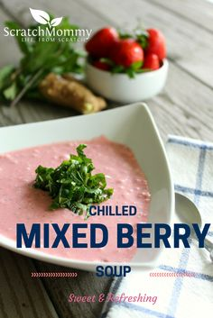 Chilled Mixed Berry